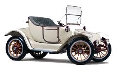 1914 Detroit Electric Car